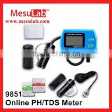 High Accuracy Online PH EC CF TDS Meter