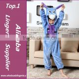 wholesale pajamas cute worsted flannel animal pajamas cartoon pajamas kids pajama children eeyore baby onesie