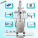 New !!! Cavitation Radio Frequency Photon Vacuum Roller Massage Eliminate Cellulite Model Body Firming