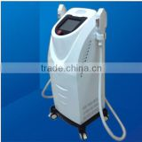 Intense Pulsed Flash Lamp Cooling System Salon Use Ipl Device/ipl 640-1200nm And Rf Bipolar/ipl With Trolley Skin Care