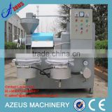 High oil yield sunflower seeds/cottonseeds/moringa/sesame/palm oil extraction machine ,low price cooking oil making equipment