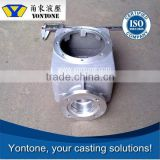 Yontone ISO9001 OEM T6 Heat Treatment Brass/Carbon Steel/Grey Iron/Aluminum Sand Casting Foundry with CNC Machining Capability
