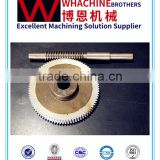 Top Quality worm gear hand winch Used For Truck