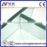Bathroom/Office/Kitchen decorative frosted glass partition