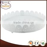 wrought iron Decorative Cake Plate