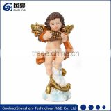 Custom resin small angels fairy figures manufacturer