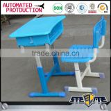 primary school classroom furniture table children height adjustable student learning desk chair set