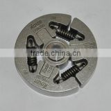 Clutch assembly with taper adapter sleeve for 070 chainsaw