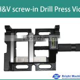 "4"" 3 Way Screw-in Drill Press Vice/Vise BM30152"