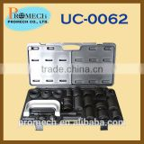Technical Automobile Ball Joint Service Tool & Master Adapter Set / Under Car Tool Set Of Vehicle Body Repair Tool Kit