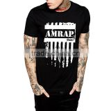 2016 gzh Men's t- shirt printing cotton custom t-shirt