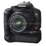 Canon Digital Rebel XSi 12.2 MP Digital SLR Camera (Black Body Only)
