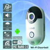 Smart Home Security P2P IP Video Wifi Doorphone