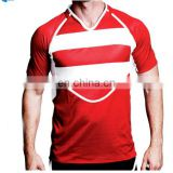 Custom made 4xl printed chile rugby jersey rugby team shirts