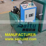 2 Wire Braided hydraulic hose swaging machine DSG-51G