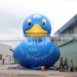 Inflatable pool rubber duck