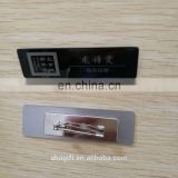 China professional magnetic name badge