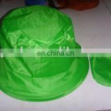Fashion accessories fisherman folding bucket hat 190T