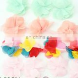 wholesale chiffon flowers