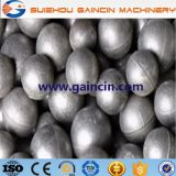 hi cr grinding cast balls, casting steel balls for cement mill, grinding media chrome balls