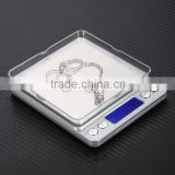 2000g By 0.1g Digital Pocket Scale Jewelry Scale Weigh Scale Kitchen Gold Silver Coin Gram LCD Backlight Display