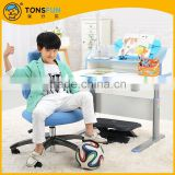 tonsfun children table children desk children study table and chair set multi function study table Children Furniture Sets
