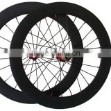 hot sales bmx bike wheels 451mm clincher wheelset, small bike carbon wheel aero spoke complete wheels 451mm bmx cirlce 28h oem
