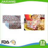 Printed aluminium foil Laminated paper food wrapping butter paper with printing