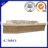 CM6 funeral supplies Italy coffin wooden coffin