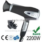 Factory 100% New Design CE GS RoHS CB, 1800W-2200W, Blow Dryer Professional
