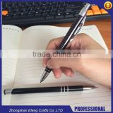 Custom logo decorative ballpoint pens for advertising,smooth writing ballpoint pen                                                                         Quality Choice