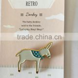 Alibaba products die cast metal badge cheap goods from china
