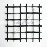 warp knitting fiberglass geo grid fabric with CE certification