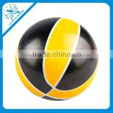 pu sport ball PU color ball stress ball basketball