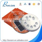 High Quality portable hanging magnet camping led solar lantern price