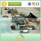 FJ-2X800 Metal Simple Slitting Line For Steel Coil