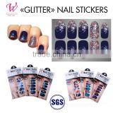 OEM finger nail charms sky stickers salon