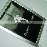ultrathin aluminum led crystal photo frame                                                                         Quality Choice