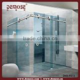 custom compact curved shower enclosures shower room partition