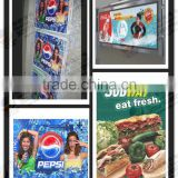 Top seller nice looking Light up EL Poster outdoor for promotional