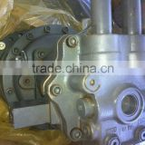 Japan kawasaki M5X180CHB swing motor assy,used for Hitachi EX350 excavator,new original swing motor