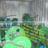Waste Used tire cutting machine alibaba high efficiency rubber tires cutter made in china