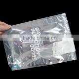 laminated aluminum Foil Zipper Lock Bags Resealable Long Term storage