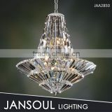 classic indoor crystal chandelier pendant lamp