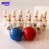 New Product Kids Game Bowling Set Toy With12 Bowling Pins