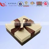 Custom luxury gift box for wallet/watch /cloth /candle wholesale