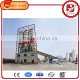 Showy HZS90 electrical belt conveyor ready mixed concrete batch mixing plant / concrete mixing plant pfor sale with CE approved