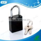 AJF top quality color love black padlock ideal security lock