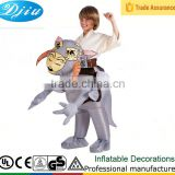 DJ-CO-154 children Christmas Cosplay Inflatable sheep Costume Party Fancy Dress outfit