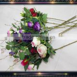 Rose plants wholesale long stem silk roses